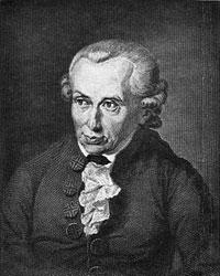 Imanuelis Kantas Turėk drąsos pats naudotis savo protu! Toks yra  švietimo šūkis.